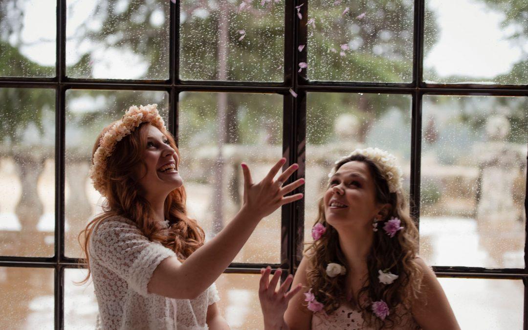 Blog Marie-Claire – Ana & Isabelle: una sesión de novias muy especiales