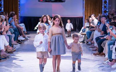Desfile de Little Daniela en EXPOBoda Madrid