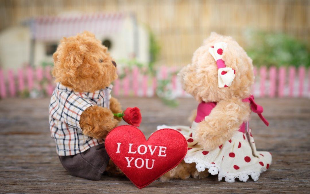 El amor está en el aire, más ahora cuando se acerca el 14 de Febrero…